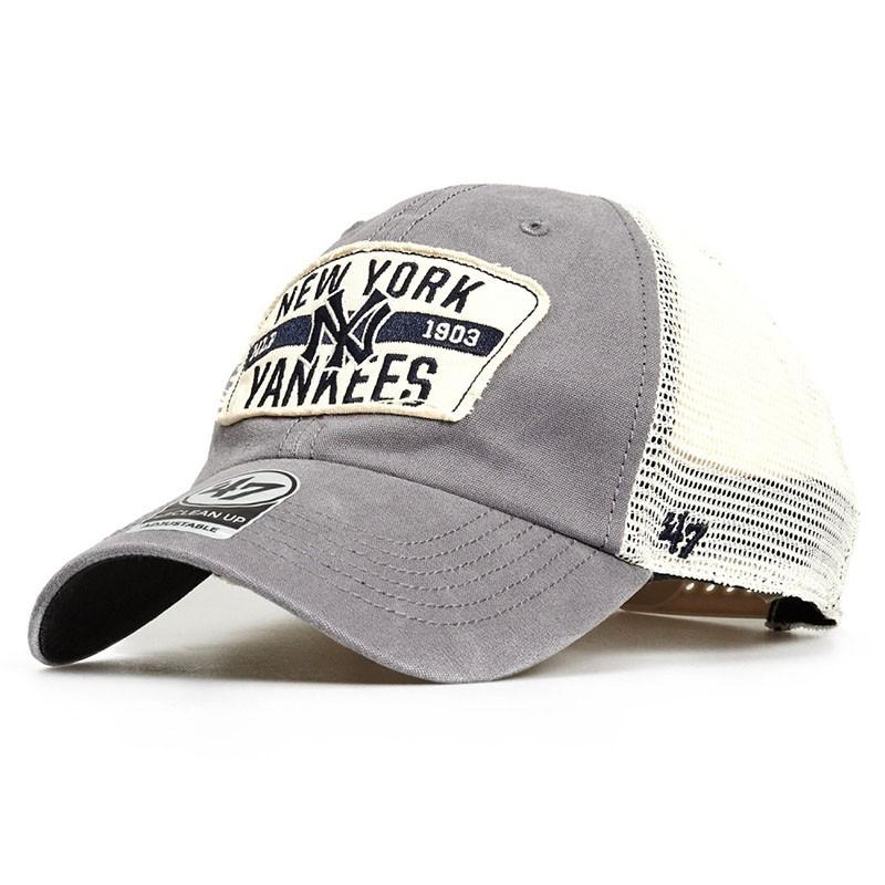 Кепка 47 Brand CRAWFORD NEW YORK YANKEES (CRWFD17BXP-NY11)
