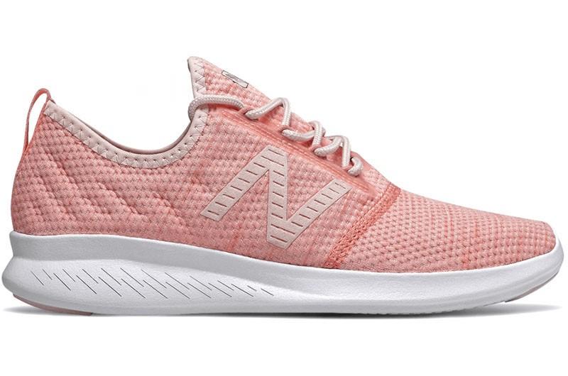 Кроссовки женские New Balance FuelCore Coast Pink (WCSTLRC4)