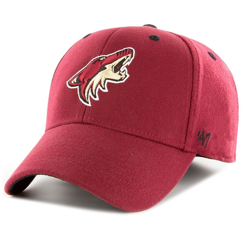 Кепка 47 Brand Arizona Coyotes Kickoff CONTENDER