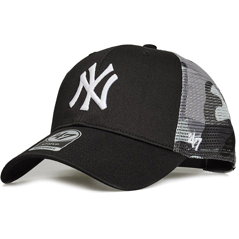 Кепка 47 Brand BACK SWITCH NEW YORK YANKEES (B-BCKSW17CTP-BKA)