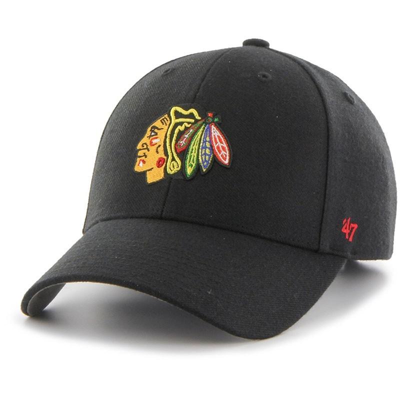 Кепка 47 Brand Chicago Blackhawks MVP