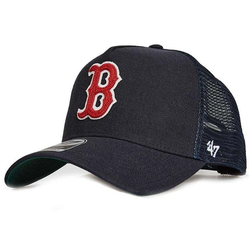 Кепка 47 Brand DT BOSTON (B-CHLMM02WBP-NY)