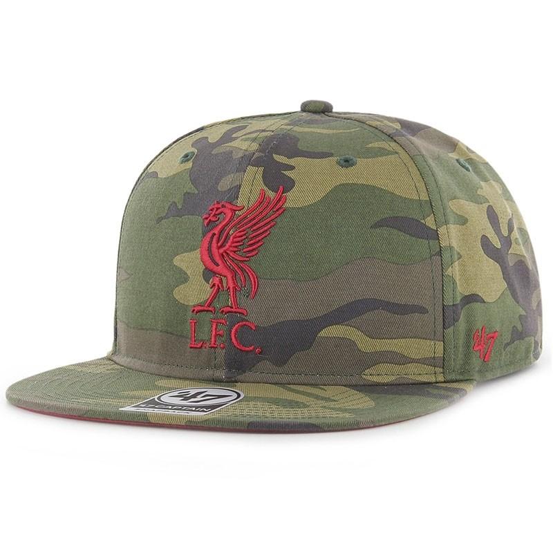 Кепка 47 Brand Liverpool FC Grove 47 CAPTAIN
