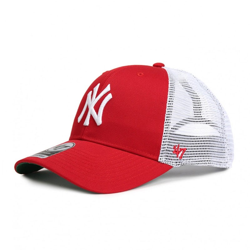 Кепка 47 Brand NEW YORK YANKEES (B-BRANS17CTP-RD)