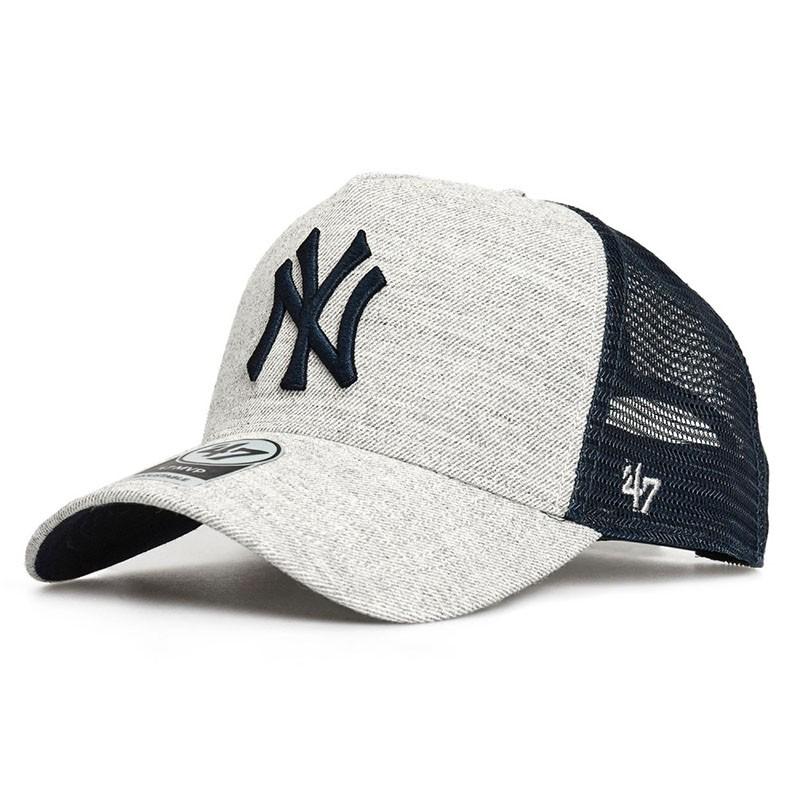 Кепка 47 Brand PALOMINO NEW YORK YANKEES (B-STMSD17WHP-CC)