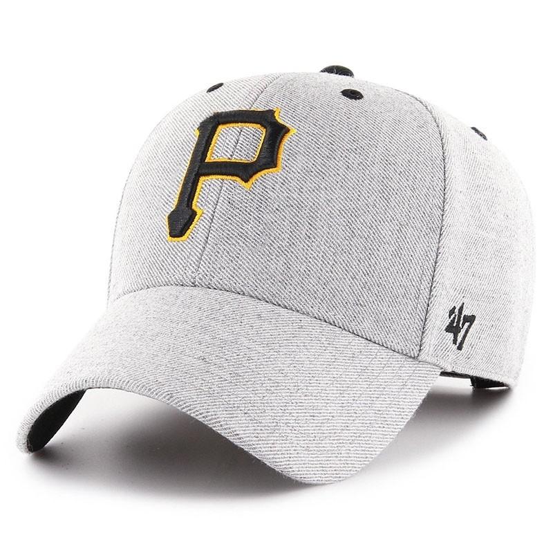 Кепка 47 Brand Pittsburgh Pirates Storm Cloud 47 MVP