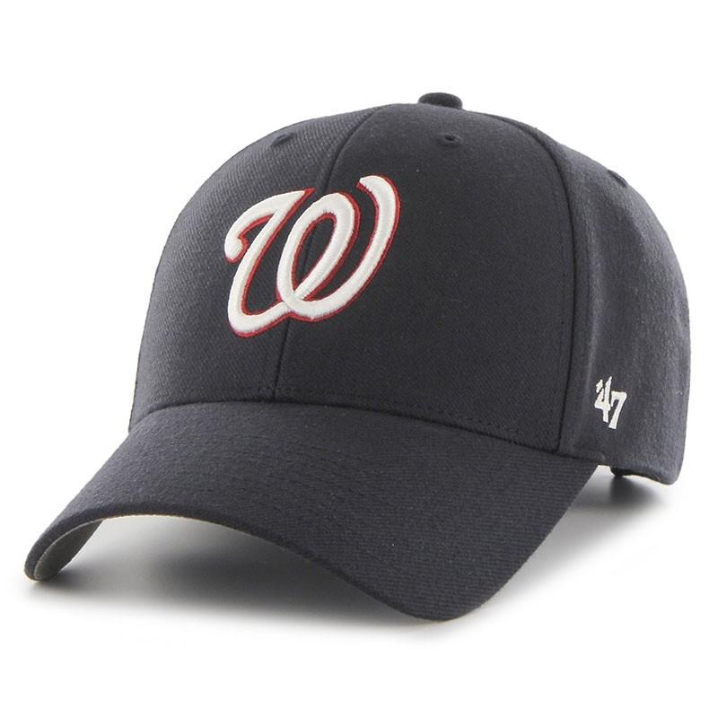 Кепка 47 Brand Washington Nationals 47 MVP