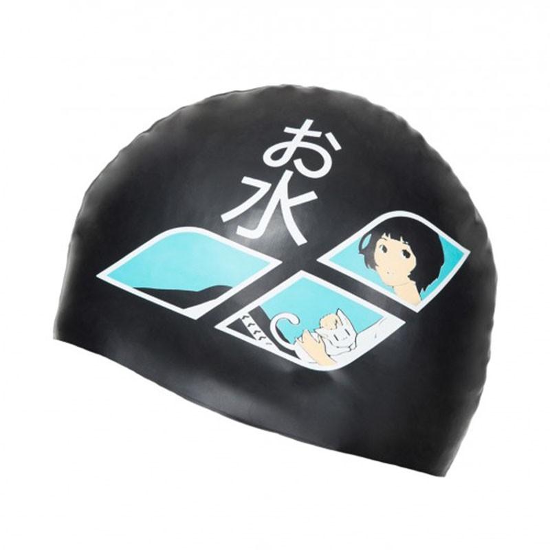 Шапочка для плавания Arena Anime Cap (003984-550)