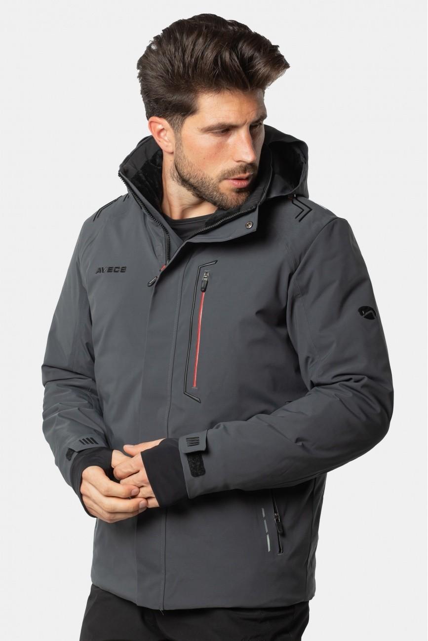 Куртка мужская лыжная Avecs 70433/17
