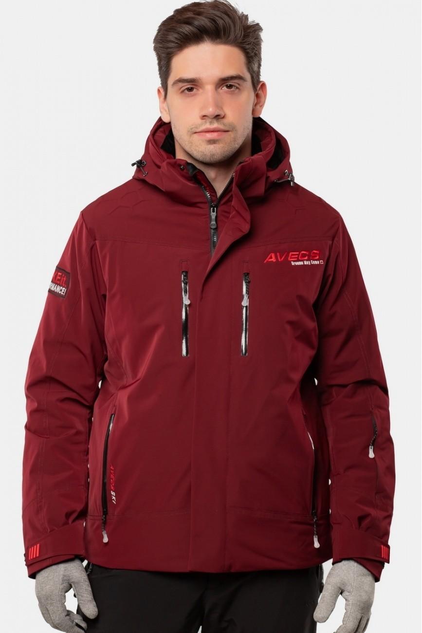 Куртка мужская лыжная Avecs 70434/52