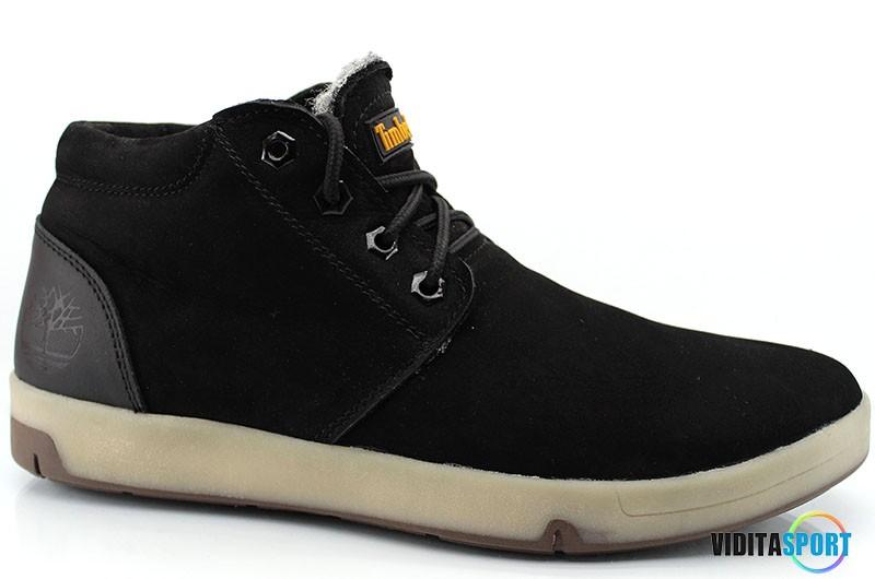 Зимние ботинки TIMBERLAND (T-28 черные)