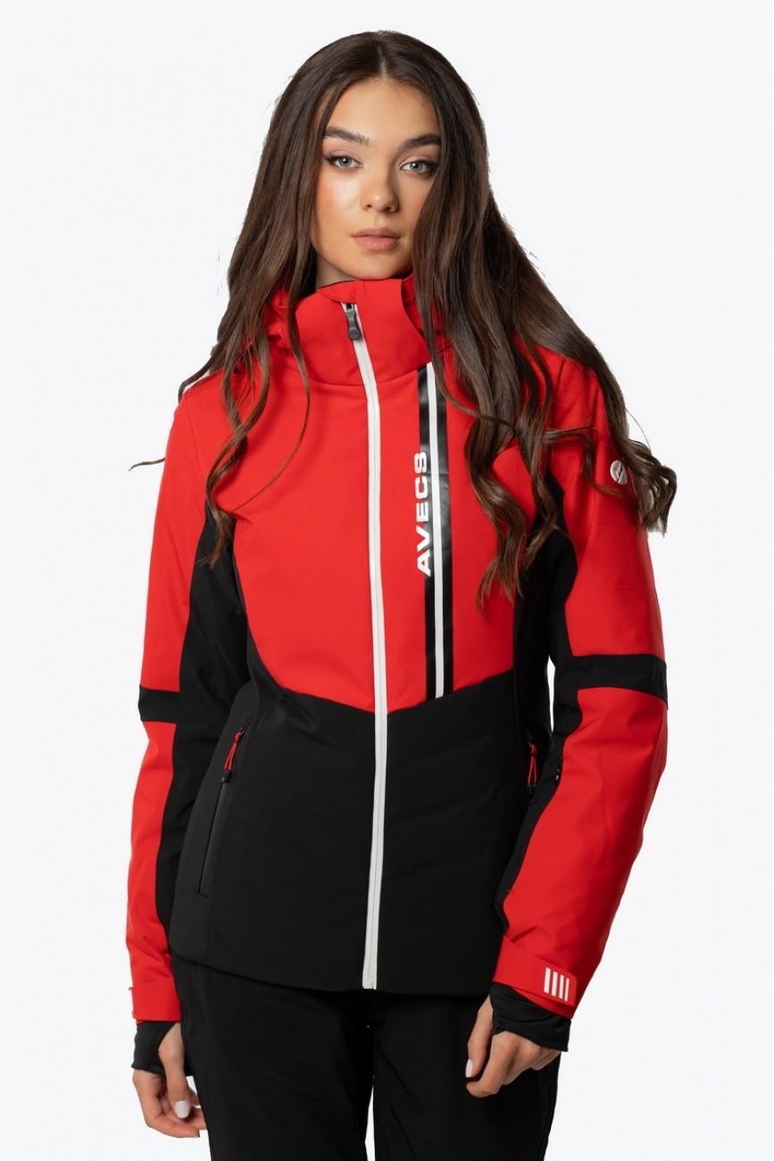 Куртка женская лыжная Avecs 70443/4