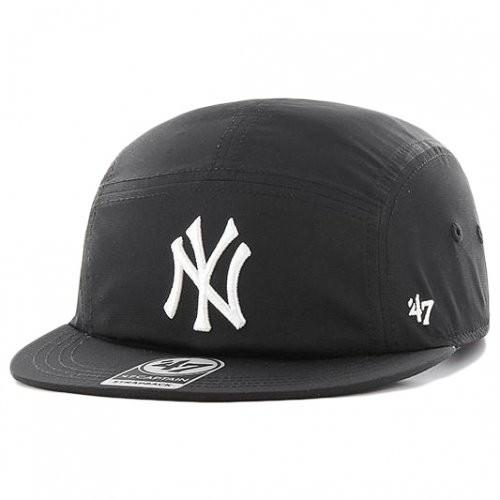 Кепка 47 Brand FIVE PANEL NEW YORK YANKEES (B-FIXIE17RTW-BK)