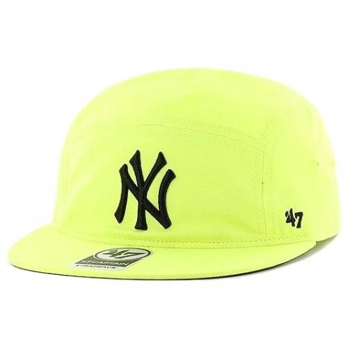 Кепка 47 Brand FIVE PANEL NEW YORK YANKEES (B-FIXIE17RTW-NW)