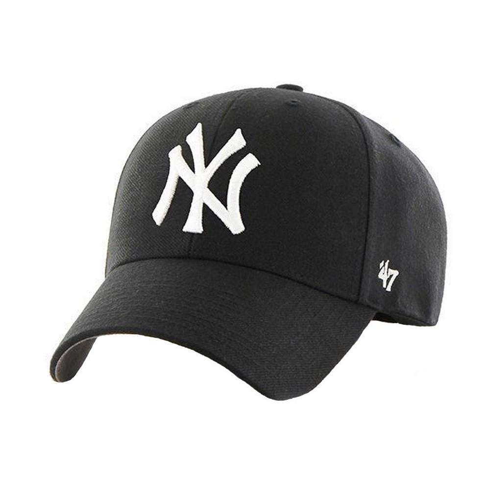 Кепка 47 Brand MVP NY YANKEES (B-MVP17WBV-BK)