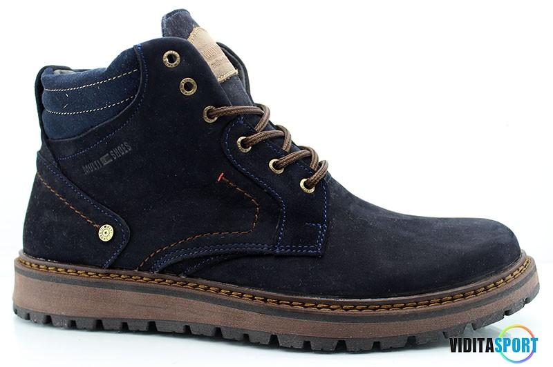 Зимние ботинки Multi Shoes (Born синий)