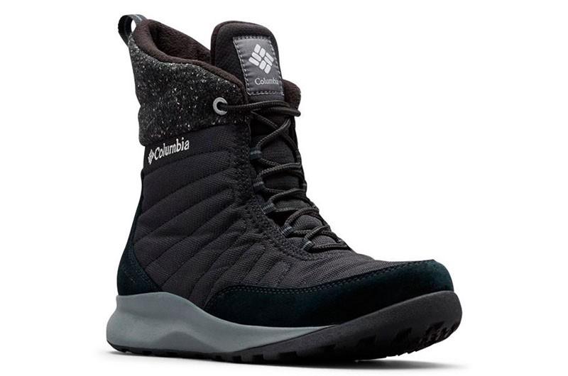 Ботинки женские Columbia Nikiski 503 BL0837 - 010