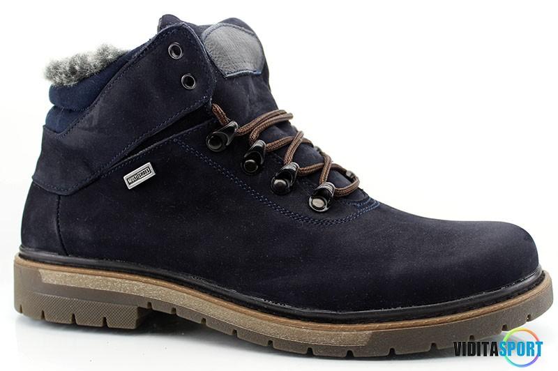 Зимние ботинки Multi Shoes (Dino синий)