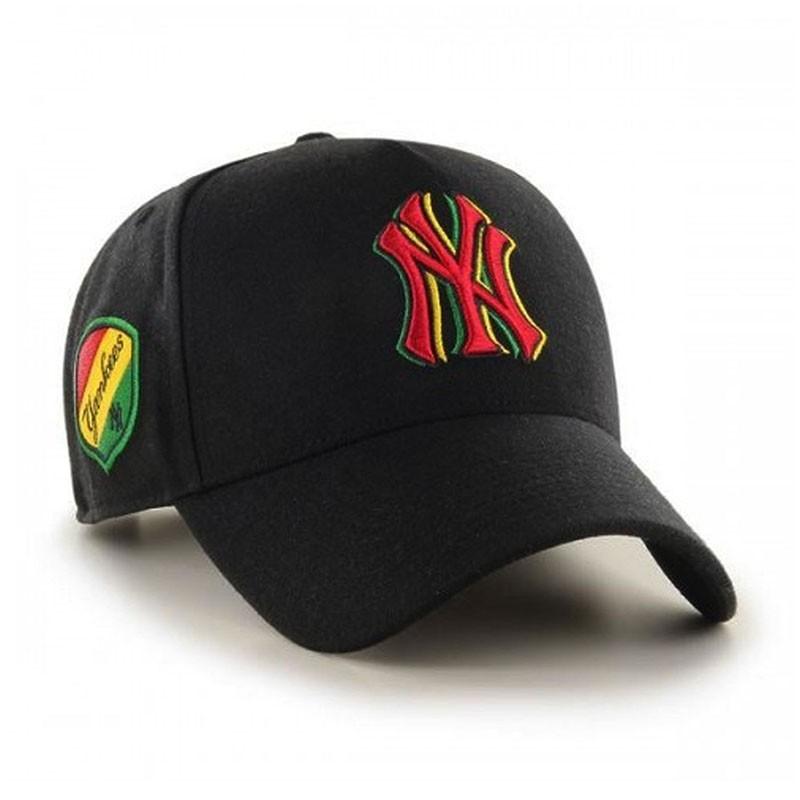 Кепка 47 Brand New York Yankees Zig Zag 47 MVP DT