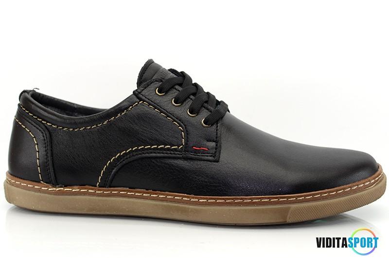 Мужские спортивные туфли Multi Shoes Rey черн.