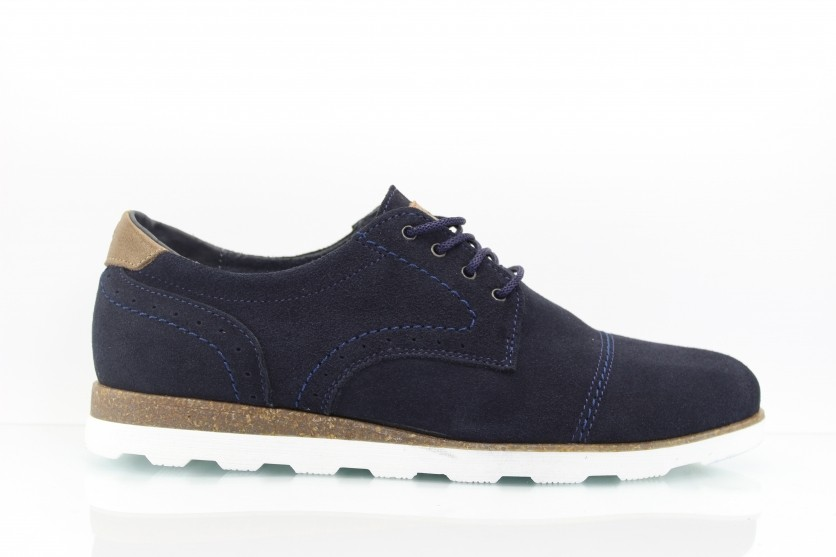 Мужские туфли Multi Shoes METT син.