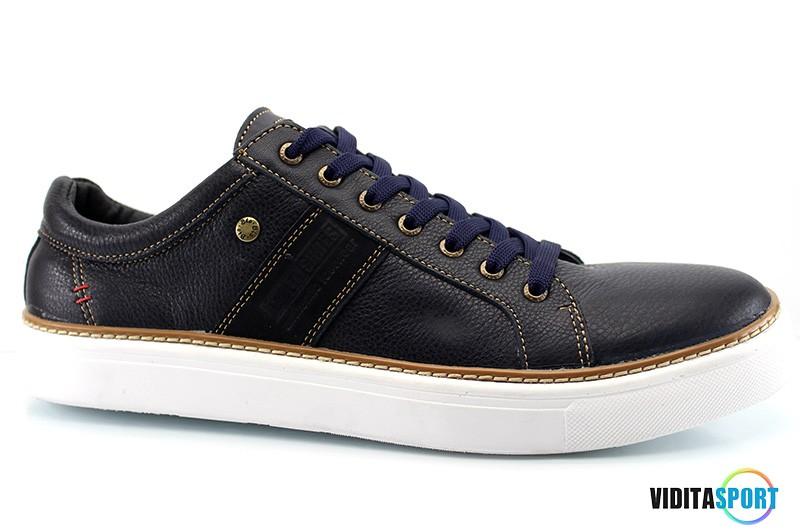 Мужские спортивные туфли Multi Shoes Solo син.