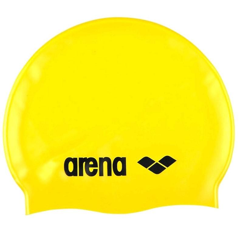 Шапочка для плавания Arena Classic Silicon (91662-035)