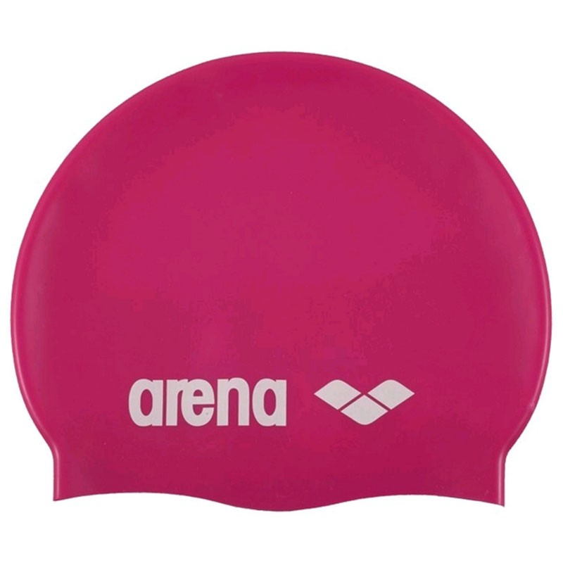 Шапочка для плавания Arena Classic Silicon (91662-091)