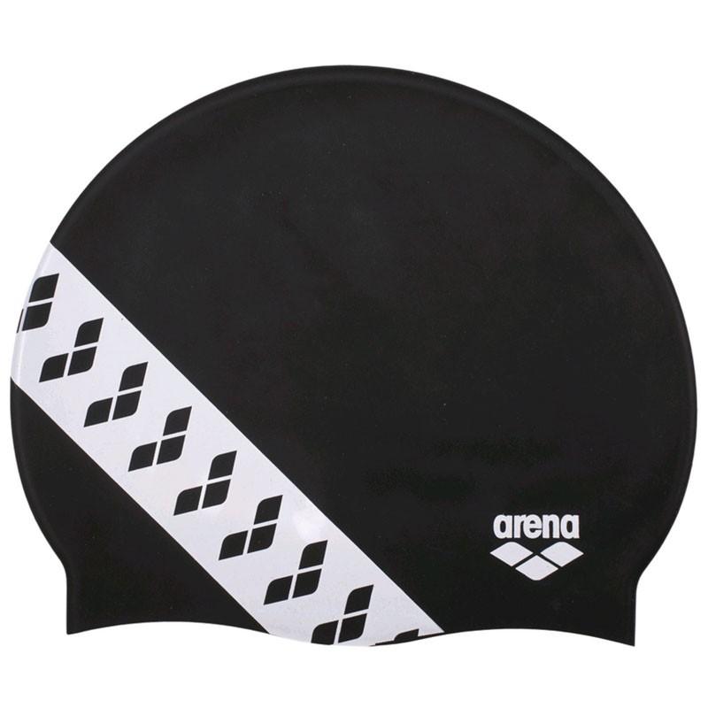 Шапочка для плавания Arena Team Stripe (001463-501)