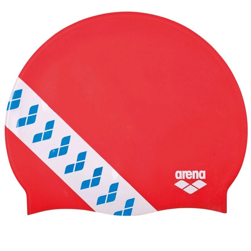 Шапочка для плавания Arena Team Stripe (001463-477)