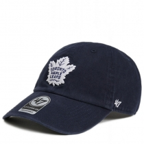 Кепка 47 Brand CLEAN UP NHL Toronto Maple Leafs (H-RGW18GWS-NYB)