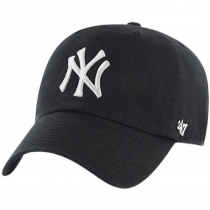 Кепка 47 Brand CLEAN UP NY YANKEES (B-RGW17GWS-BKD)