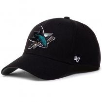 Кепка 47 Brand NHL SAN JOSE SHARKS (H-MVP22WBV-BK)