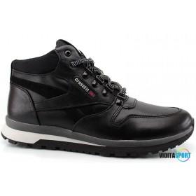 Зимние ботинки Multi Shoes (R-fit черный)